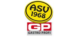 Logo des Fußballvereins Sankt Marienkirchen an der Polsenz. ASV 1968.