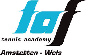 Logo tennis academy Fellner Zandomeneghi. taf Amstetten - Wels.