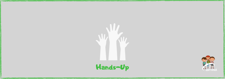 Blog Hands up