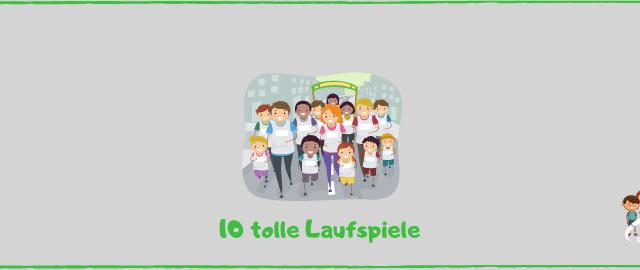 Blog 10 tolle Laufspiele