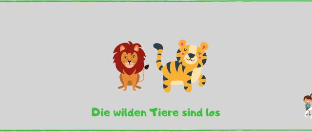 Blog die wilden Tiere sind los