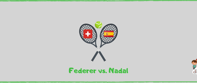 Blog Federer versus Nadal