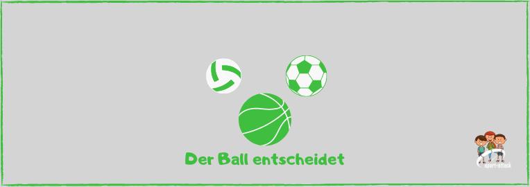 Blog der Ball entscheidet