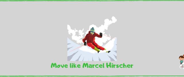 Blog Move like Marcel Hirscher