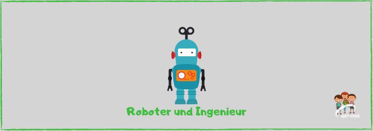Blog Roboter und Ingenieur