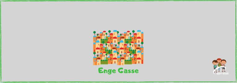 Blog Enge Gasse