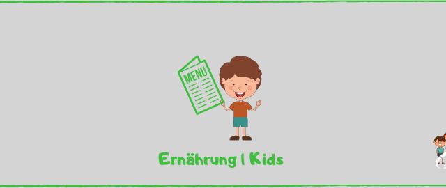 Blog Ernährung Kids