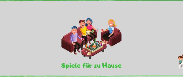 Blog Spiele für zuhause
