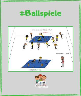 Ballspiele Teil 1 Blog